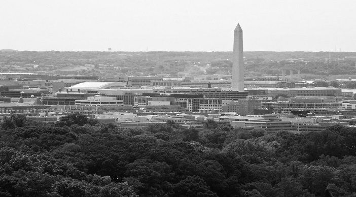 Sherry Hall:DC Apartments: View