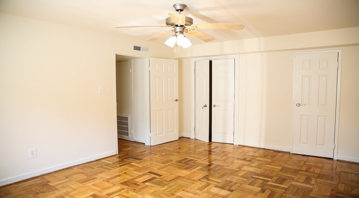 Maryland apartments for rent Bedroom