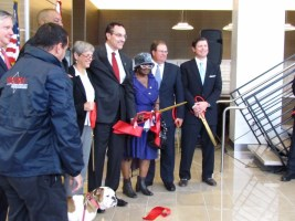 WC Smith Celebrates the Opening of 2M Street