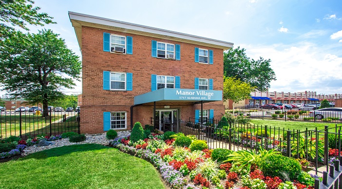 Manor Village Tax Credit Apartment in Southeast DC