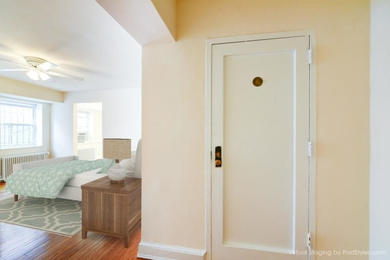 4031-Davis-Affordable -DC-Apartments- Bedroom
