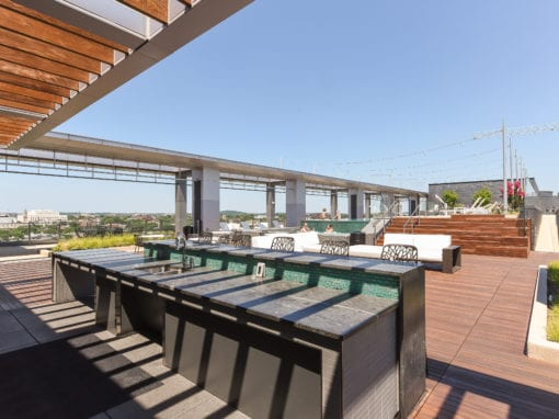 Agora-Rooftop-Grilling-Station-Washington-DC-Apartment-Rental