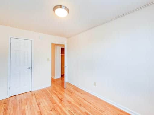 Garden-Village-Bedroom-Closet-Door-Washington-DC-Affordable-Apartment-Rental