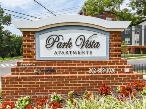 ParkVistaApartments-Southeast-DC-Affordable-Property-Sign