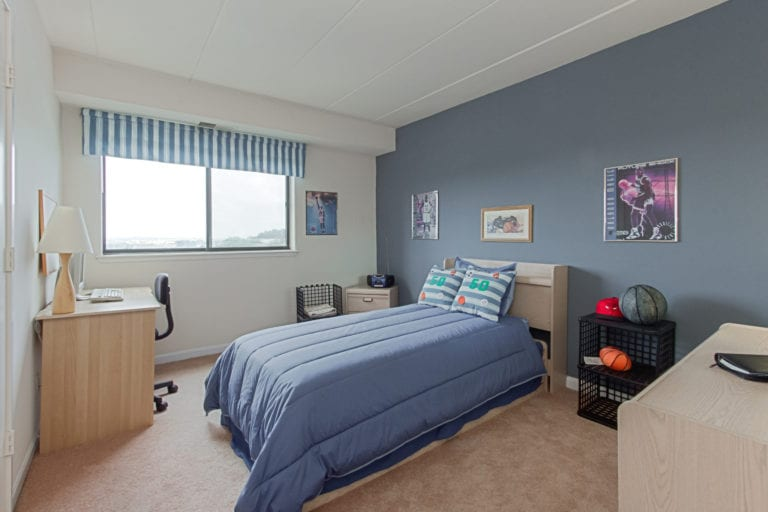 WashingtonView-SoutheastDCRentals-Smaller Bedroom
